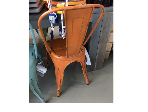 Vintage stoel - Oranje