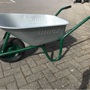 DoeHetZelf Outlet – Dronten-kruiwagen aluminium kleur