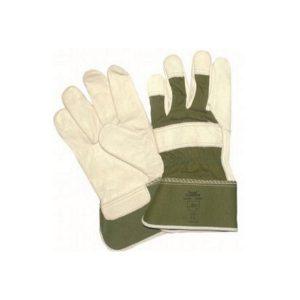 Condor - Werkhandschoen-groene achterkant