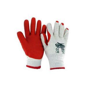Condor-Werkhandschoen-goedegrip-roodbinnenkant