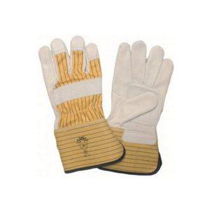 Condor - Werkhandschoen-gele achterkant
