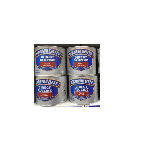 Hammerite Metaal en Radiatorverf 250 ml | DoeHetZelf ...