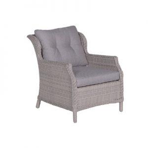 DoeHetZelf Outlet – Dronten- Garden Impressions-fauteuil-grijs