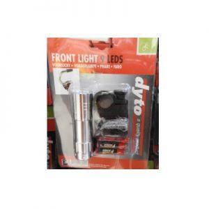 DoeHetZelf Outlet – Dronten-fiets onderdelen-ledkoplamp-met houder