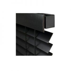 DoeHetZelf Outlet – Dronten-Houten-jaloezie-zwart-35mm