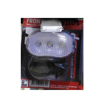 DoeHetZelf Outlet – Dronten-Dyto - Fietskoplamp - Classic - LED - Zwart Wit.jpg1