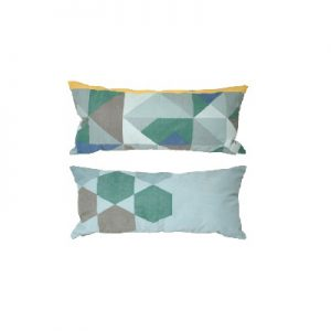 Hk Living -TEX0002- Geometrics -Cushion