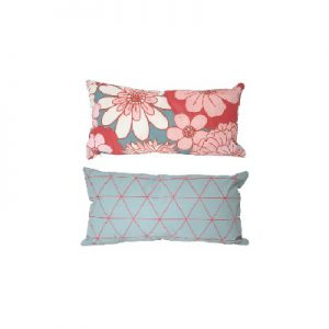 DoeHetZelf Outlet – Dronten-Hk-Living- TEX0004 -Flower Pink -Cushion