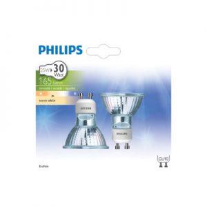 DoeHetZelf Outlet – Dronten-Philips EcoHalo Halogeenspot GU10 25W 30W