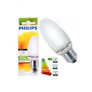 DoeHetZelf Outlet – Dronten-Philips Softone spaarlamp Peer E27 5W 25 W..jpg1