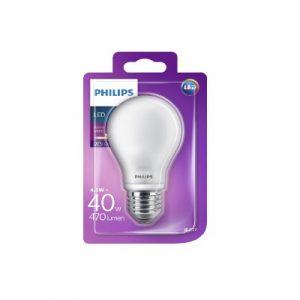 DoeHetZelf Outlet – Dronten-philips led 4.5 watt warm wit-E27