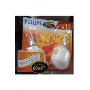 DoeHetZelf Outlet – Dronten-philips softone 60 watt E14