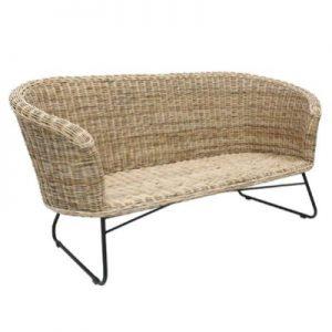 hk-living-bankje-sofa-naturel-bruin-rotan-155x70x7