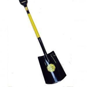 DoeHetZelf Outlet – Dronten-onbreekbare-spade-met voetsteun
