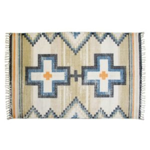 DoeHetZelf Outlet – Dronten-hk-living-storebror-vloerkleed-native-crosses-katoen-180x120.