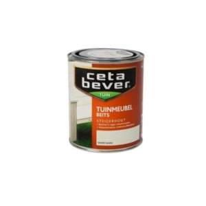 DoeHetZelf Outlet – Dronten-Cetabever Tuinmeubelbeits White Wash 750 ml
