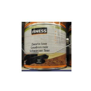 DoeHetZelf Outlet – Dronten-Finess zwarteteer 2.5 liter