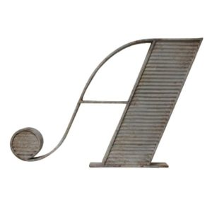 DoeHetZelf Outlet – Dronten-hk-living-letter-a-met-antiek-look-grijs-metaal-look