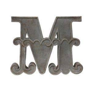 hk-living-letter-m-met-antiek-look-grijs-metaal-65