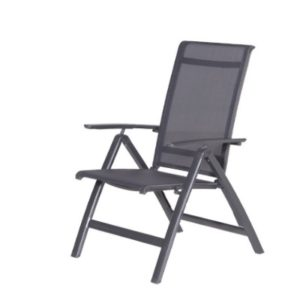 DoeHetZelf Outlet – Dronten-00300GT Gala verstelbare stoel royal grey antraciet.