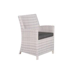 13622WF cascade dinning fauteuil