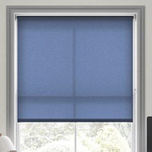DoeHetZelf Outlet – Dronten-Intension Rolgordijn ( LD ) Blauw B 120 x H 190 cm