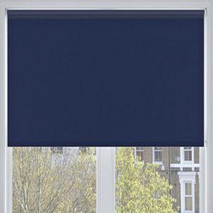 Sencys Rolgordijn ( VD ) in de kleur uni Blauw
