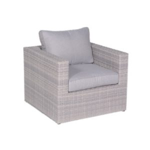 Garden Impressions - Orangebird - lounge fauteuil - shadow grey sand