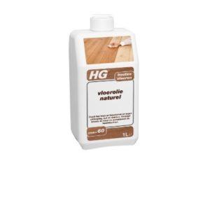 HG houten vloeren vloerolie naturel voor bescherming