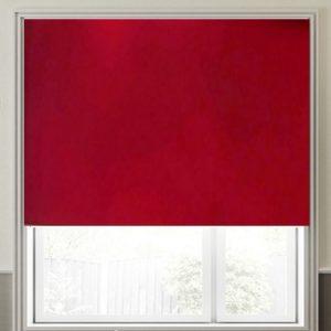 Sencys Rolgordijn( VD ) rood